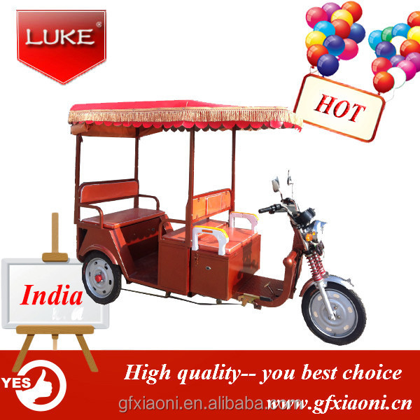 Hot China bajaj cng battery auto rickshaw
