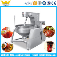 Jacketed Kettle Electric Cooking Equipment