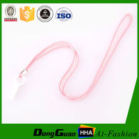 Eco friendly promotion eco friendly lanyard string designs