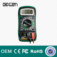 DELE S830L china low price digital multimeter manufacturer with specifications