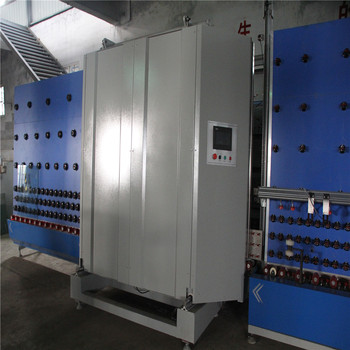 Insulating Glass Machine/ Vertical Insulating Double Glazed Hollow Glass machine Doors and windows machine