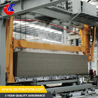 High Efficient Autoclaved Aerated Concrete Production Line,AAC Block Making Machine,Autoclaved Aerated Concrete(AAC) of China