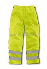 Hi Vis Workwear trousers High Quality Safety work Clothes Pants