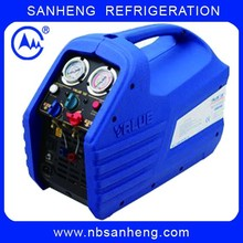 24A 24C Refrigerant Recovery Recharging Recycling Machine