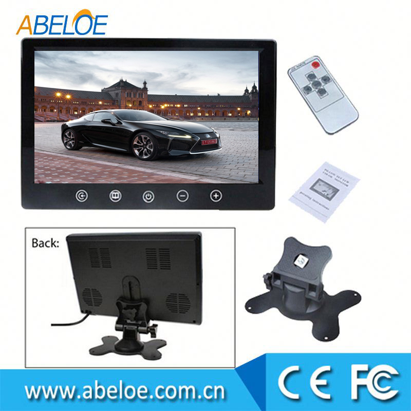 Made in china 7 inch hd mi led tv monitor led car monitor