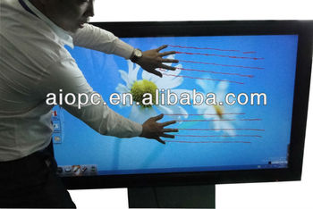 55inch Full HD all in one pc touch screen