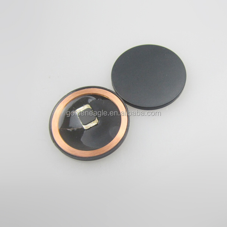 RFID radio frequency coil chip welding electronic marking coil in design