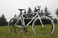 high quality hi-ten steel 700c fixed gear bikes from factory
