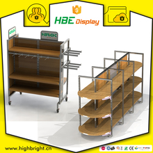 grocery store shopping mall design retail shop metal display rack