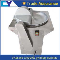 Hot sale fruit and vegetable grinding machine/ vegetable grinding equipment in hot selling