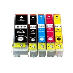 4 Color Reset cartridge T4100 T4101 T4102 T4103 T4104 for Epson xp 530 xp 630 xp 830 refill ink cartridge