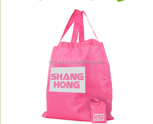 Excellent promotional recycled hs codes nylon bag