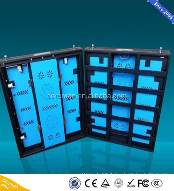 projector rental frame cabinet Coreman p10 p16 / high resolution p2 p3 p4 led video wall