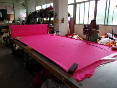 Cloth Shearing