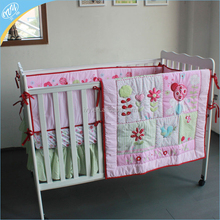 woven fabric babies use crib linen bedding, bedding sets 100% cotton