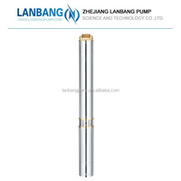 "10"" Deep Well Submersible Pumps South Africa Stainless Steel 2"" Oem Design SPA3-20 10 hp submersible pump price"