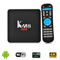 Km8 Pro 4K Smart Tv Box Set Top Box Amlogic S912 Octa Core Android 6.0 Wifi 2Gb 16Gb Rom hd full film download Media Player