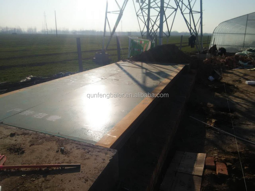 50 ton truck scale 50 ton weighbridge