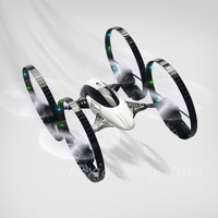 Buy rc 4ch flying helicopter quadcopter drone