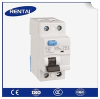 RT026 China supplier high quality ROHS earth leakage circuit breaker 63a rccb