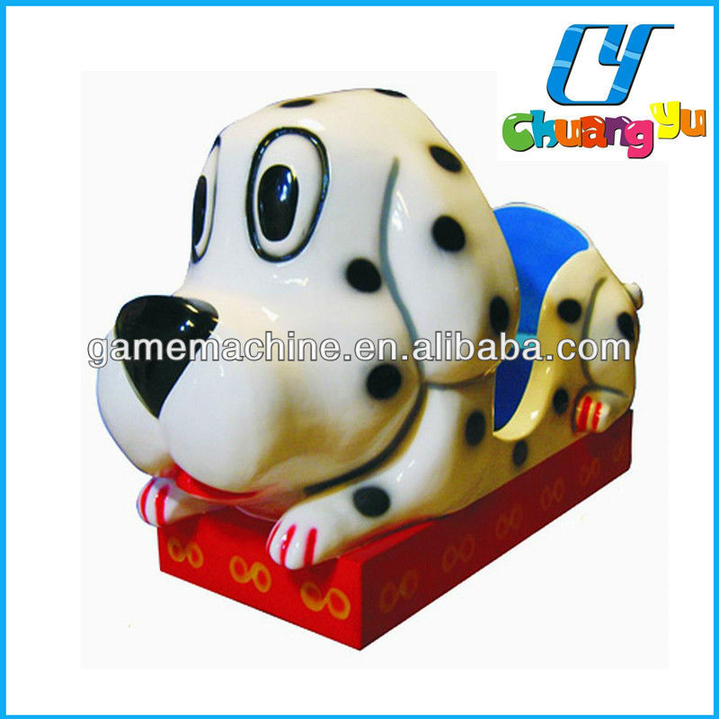 Happy dog - kids play park / kids rides for sale tagada