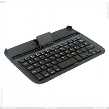 Fancy Wireless Aluminum Bluetooth Keyboard Case for Samsung Galaxy Note 8.0 N5100 N5110 B--P-SAMNOTE80BLUEKB003