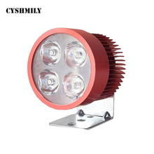 The New Motorcycle Lamps LED Headlamps Manufacturer Wholesale 20w Electric Lights Waterproof Bicycle Headlights