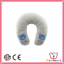SEDEX Factory promotion custom made cute baby neck support pillow manufacturer