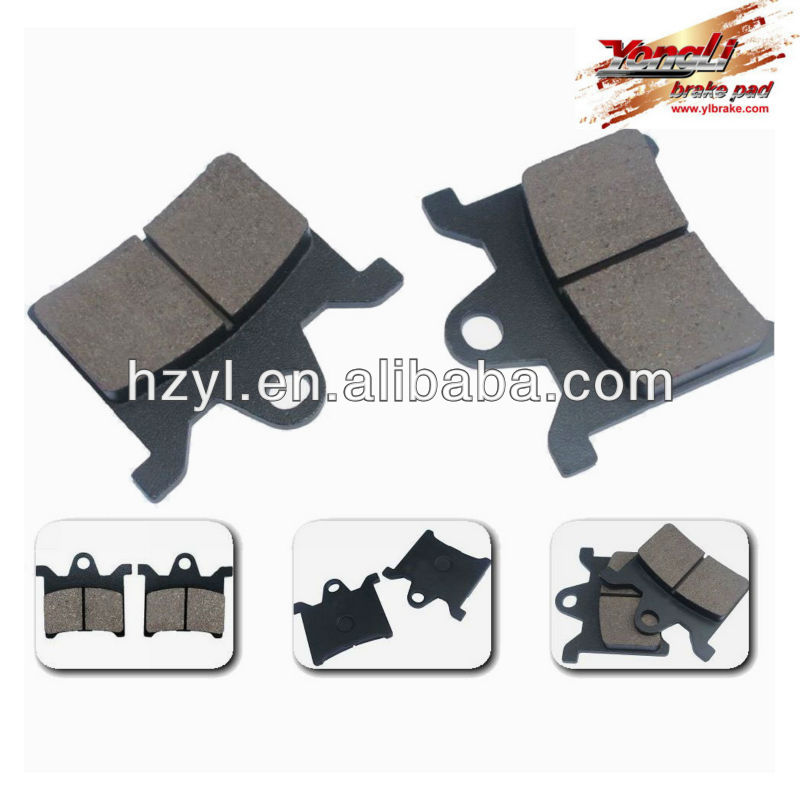 performance brake pads for 400cc racing go karts