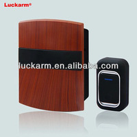 Hot Sale Piano musical doorbell with digital doorbell code, anti- interference intelligent wireless doorbell
