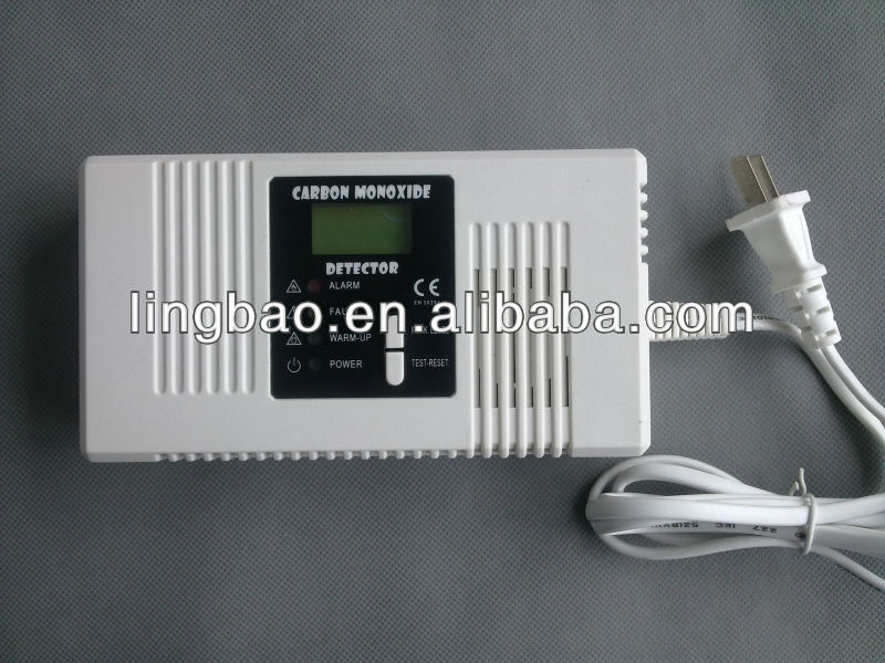 alarm device manufacturing co with backup battery or relays signal output