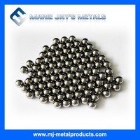 2015 Hot Sale 7mm tungsten carbide ball for bearing from Zhuzhou