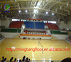 PVC Basketball Flooring/ Synthetic Basketball court flooring