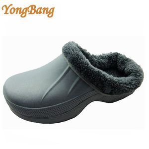 Wholesale winter warm eva garden operating theatre clogs