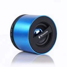 My vision portable rechargeable bluetooth speaker,mini smartphone speaker