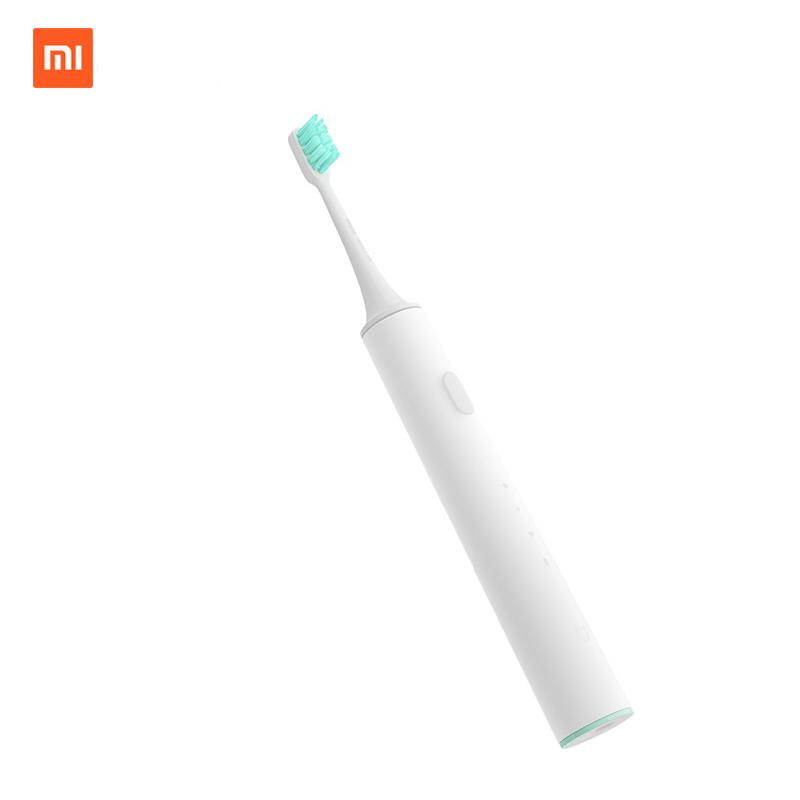 Электрическая зубная щетка как купить