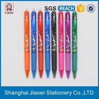 Hot stationery rubber chemical erasable ink eraser pen (X-8808)