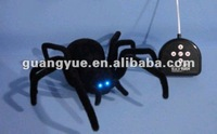 GY26709 new design black remote control four-way spider