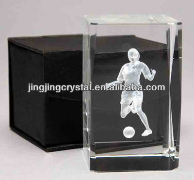 Sculptured 3D Laser Crystal Wholesale For Anniversary Celebrations