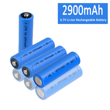 1.5v um3 Battery AA Size Battery TrustFire 2900mAh