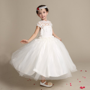 alibaba wedding dress bridal gown white girls long frocks hot sale frock design girls dresses