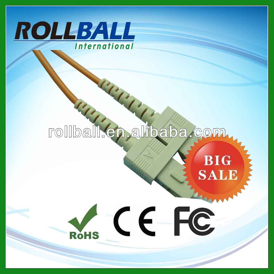 big selling sc sx mm fiber optic patch cord