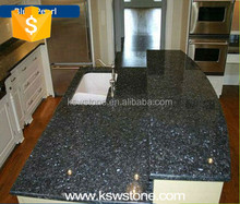 Blue pearl granite kitchen countertop table top
