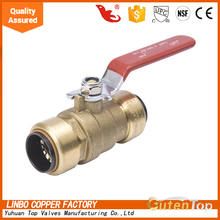 2016YuHuan LinBo water, gas,oil Media and Hydraulic Power grinnell Ball valves