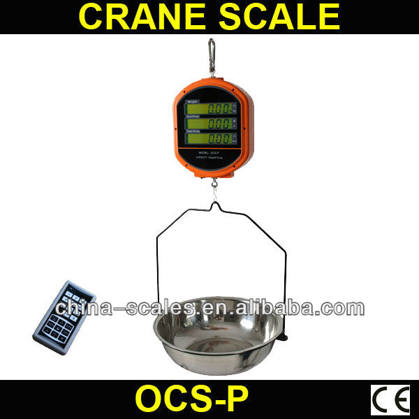 30kg lcd display OCS-P money counting scale