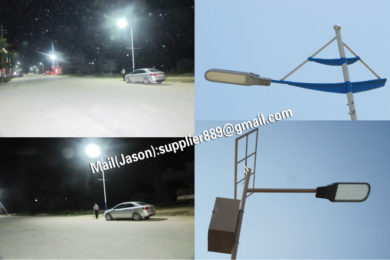 185w aluminium led light street with CE/ROHS/LVD/EMC certificated / high power l/waterproof street light by Shenzhen led factory