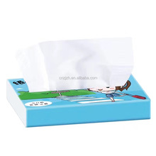 wood pulp soft mini pocket pack paper tissue