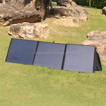 Best Offer RV Camping Marine Fabric Flexible Folded Solar Panel 150W Folding Solar Panel Module For UK