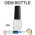 Hollyko empty uv gel 4ml empty nail polish glass bottle design and manufacture oem factory china