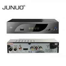Junuo Wholesale Product Firmware Upgrade Dvb T2 Tv Box,Dvb T2 Set Top Box Gospel Price